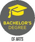 Bachelor's of Arts
